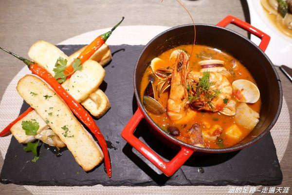 LA FARFALLA 義式餐廳 ~ 道地義式料理,精緻美味半自助餐吃到飽餐廳