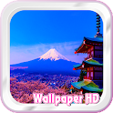 Japanese Art Live Wallpapers icon