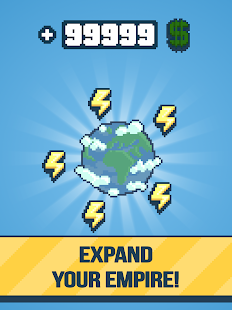 Reactor – Idle Tycoon. Energy Business Manager. 9