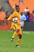 Pule Ekstein was axed by Kaizer Chiefs.  /Gallo Images/  Lefty Shivambu