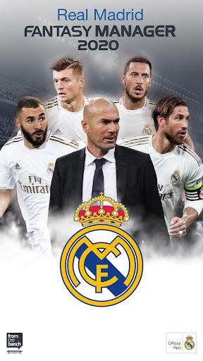 Real Madrid Fantasy Manager'20 Real football live 8.51.060 screenshots 1