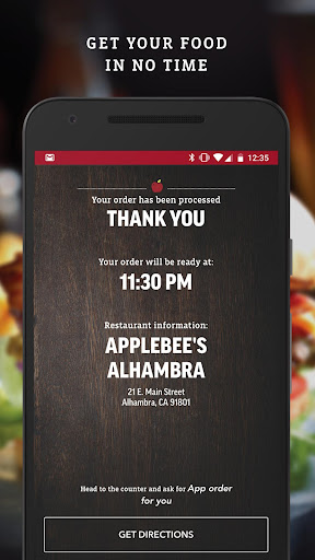 Applebee's screenshots 4