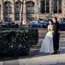 Wedding photographer Olga Kotilevskaya (engpic). Photo of 24.02.2017