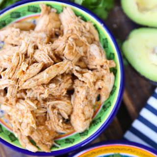 Pressure Cooker Chili-Lime Chicken.