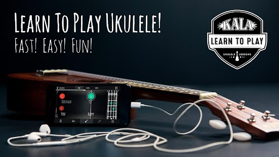 Kala Ukulele - Tuner and Learn to Play - náhled