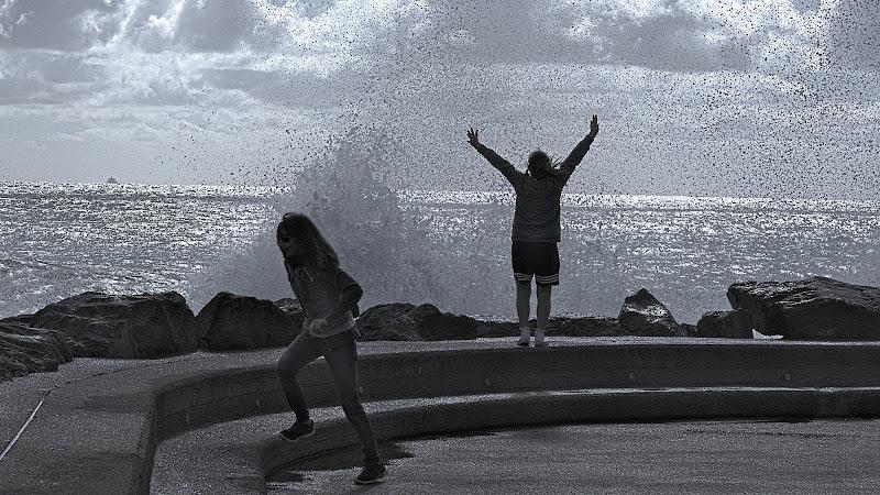 Il mare, la sfida e la rinuncia di mirco_gialdi_ph