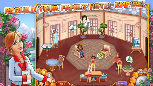 Jane's Hotel 2: Family Hero screenshot 14