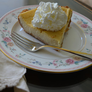 Key Lime Buttermilk Ice Box Pie