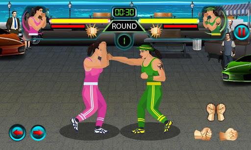 Women Boxing Mania 1.4 screenshots 7