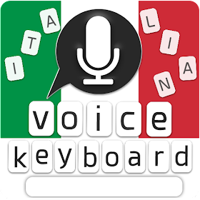Italian voice typing keyboard - Speech converter