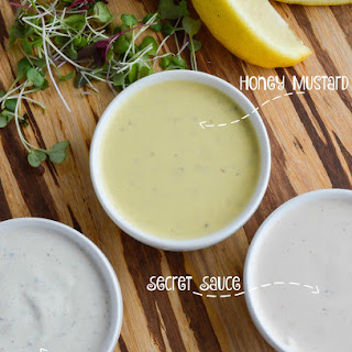 3 Unique Dip Recipes