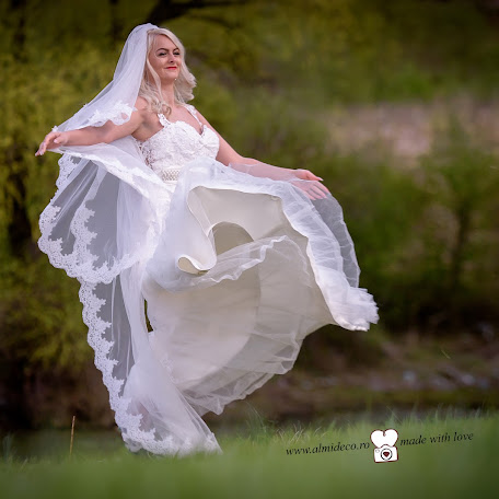 Wedding photographer Gabor Alin (gaboralin). Photo of 13.04.2017