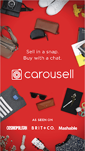 App Carousell: Snap-Sell, Chat-Buy APK for Windows Phone