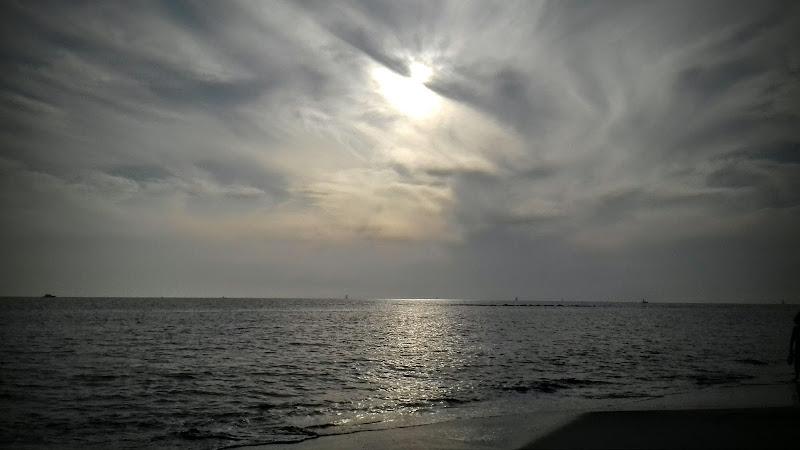 Nuvole e mare  di Ros75