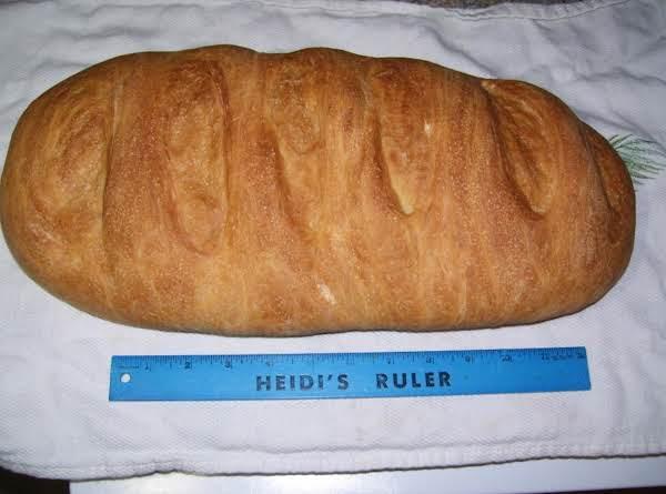 Italian Bread Experiment 01/07/Recipe 10