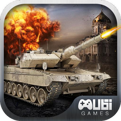 坦克遊戲3D LOGO-APP點子