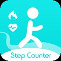 Step Counter - Pedometer & Calorie Counter icon