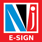 NJ E-Sign icon