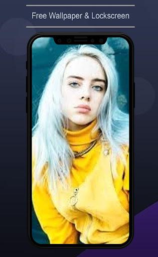 Download Billie Eilish Wallpaper Fans Hd Apk Full Apksfullcom