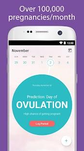 Period Tracker Flo, Ovulation & Fertility Calendar - náhled