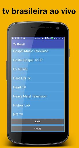 tv brasil - Brasil TV Live 1.7 screenshots 1