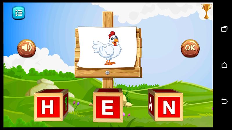Скриншот Preschool Learn to Read