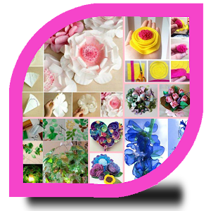 Tải Flower Craft Tutorial APK