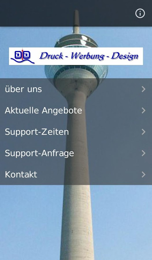 Düssel-Design- screenshot
