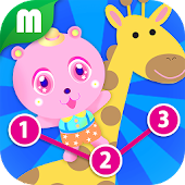 Connect the Dots -Animal Land-