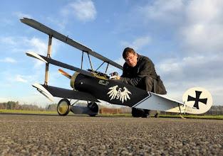 Photo: Fokker DR 1  Markus Spalinger  Schweiz