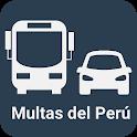 Multas de Tránsito del Perú icon