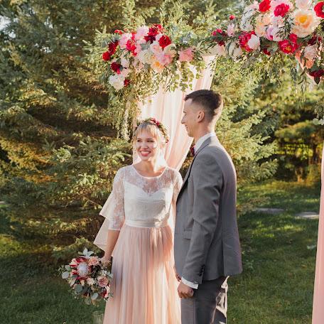 Wedding photographer Anastasiya Esaulenko (esaul52669). Photo of 09.01.2018