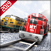 Hill Train simulator 2019 Mod