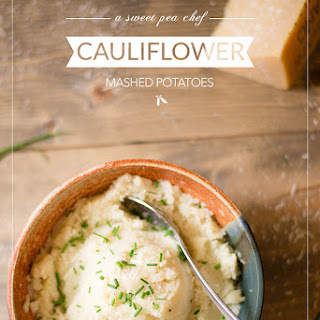 Cauliflower Mashed Potatoes