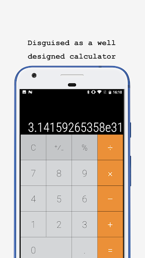 Calculator - Photo Vault & Video Vault hide photos Apk apps 1