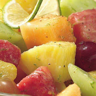 Honey-Lime Fruit Salad (Crowd Size).