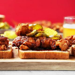 These Nashville Hot Chicken Tenders