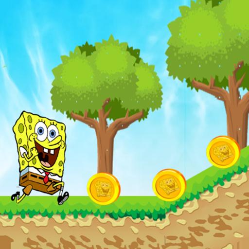Super Sponge Adventure Run