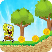 Super Sponge Adventure Run