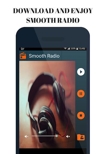 Smooth Radio App Free Uk 102 2 FM London Station App Report on