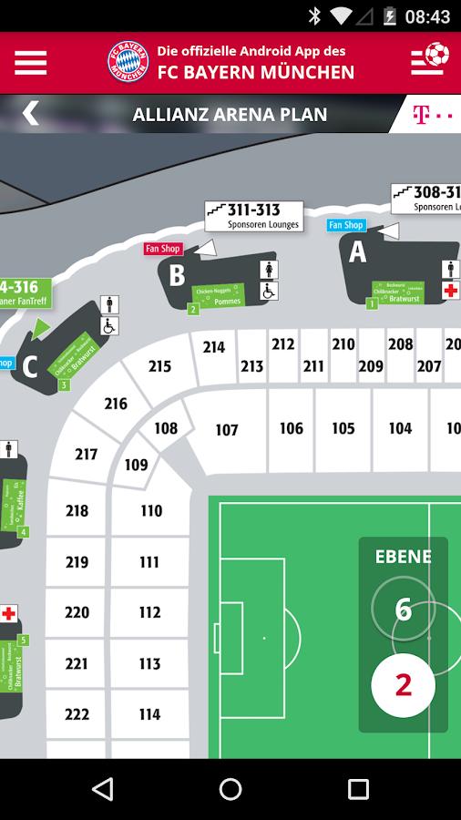 FC Bayern München – Screenshot