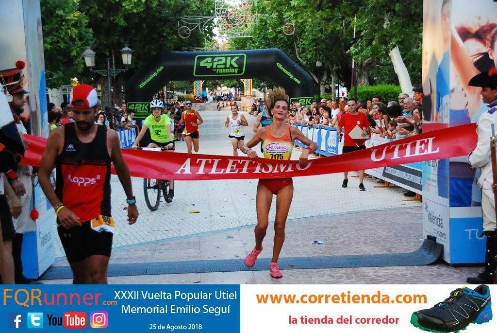 atleta del cárnicas Serrano MARÍA JOSÉ CANO LÓPEZ-FRAILE