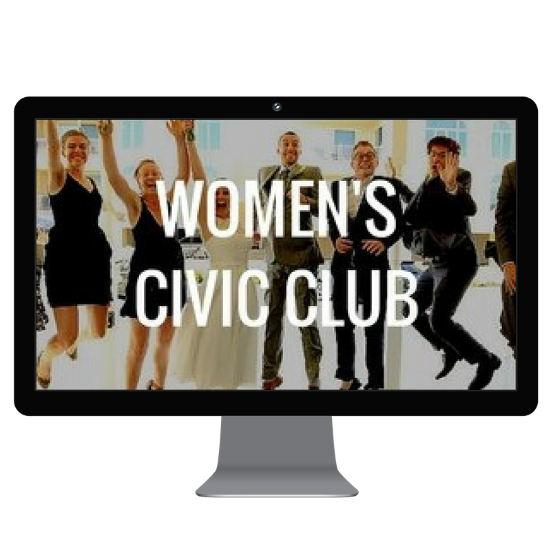 womens civic club of stone harbor