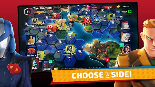GI Joe Strike Mod Apk: War On Cobra 1