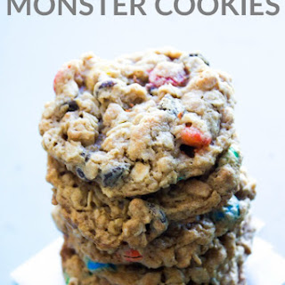 Best Ever Monster Cookies