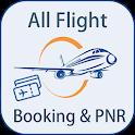 All Flight Tickets Booking PNR Status icon