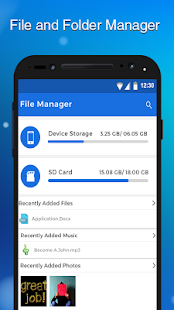 File Manager File Explorer- screenshot thumbnail