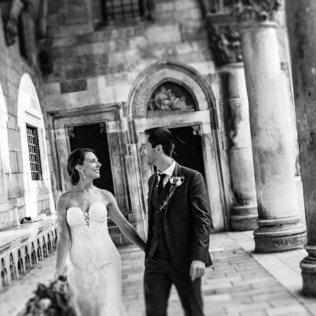 Wedding photographer Katija Živković (katijazivkovic). Photo of 13.01.2018