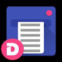 Datecs Print Service icon