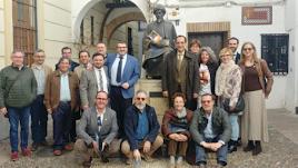 Encuentro en Córdoba de las asociaciones de Andalucía, Ceuta y Melilla.